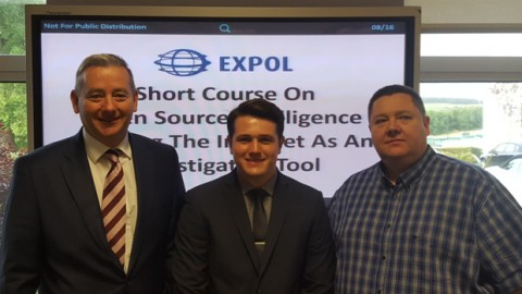 Sponsored training course with Expol
