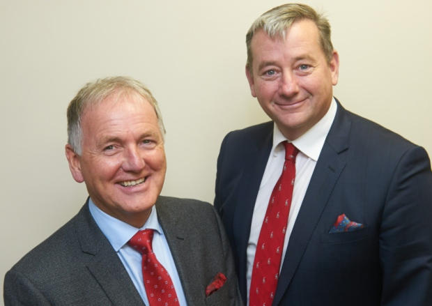 David Bell and Rob Kinrade of Expol Limited