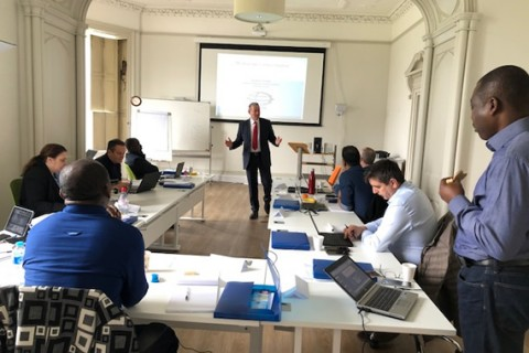 Rob speaks at International Shipping course for Technical Superintendents